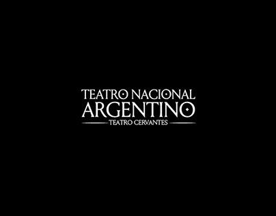 Identidad Teatro Cervantes