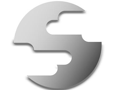 Shirley S letter logo brand