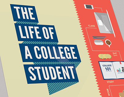 College Student Infographic