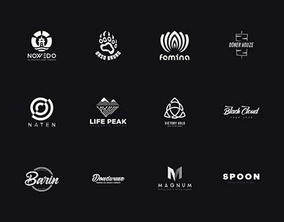 Dirty Dozen Logos & Typography