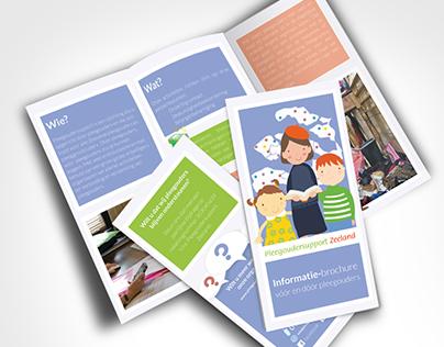 Pleegoudersupport Zeeland Brochure + Informatievideo