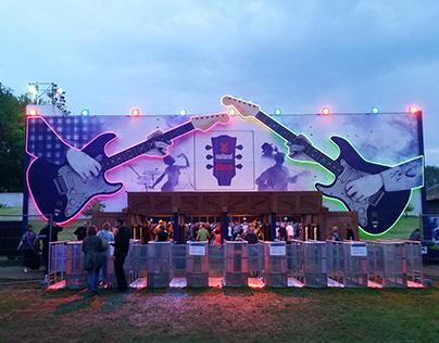 Event design Holland International Bluesfestival