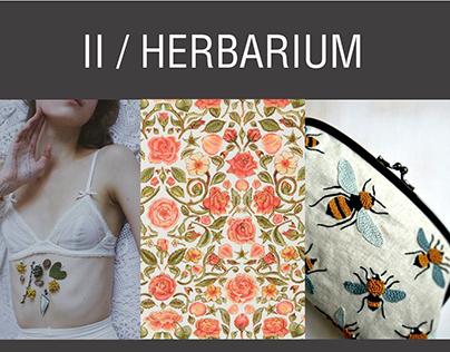 Dear Josephine Trends HERBARIUM // Fall 2016