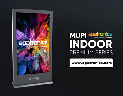 Product Design | 3D | Motion Graphics | Mupi Apatronics