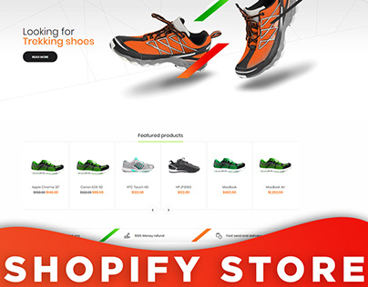Build Shopify Store