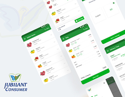 Jubilant Consumer App (Fresh Finds) - Case Study