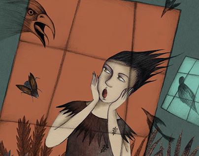 Portada de 'Casas embrujadas'