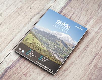 Guide hébergement Megève Tourisme