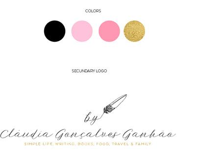 Logo Design | by Cláudia Gonçalves Ganhão