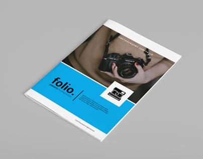 Photofolio | Minimal Portfolio Brochure