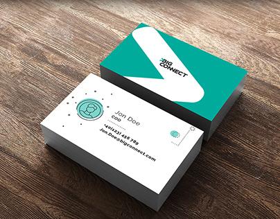 BigConnect - Identity - Webdesign
