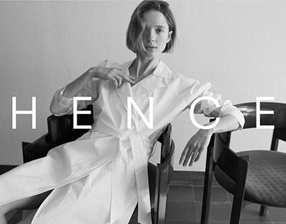 Hence Fashion: Branding, Digital Content