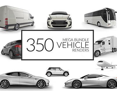 Vehicle Mega Bundle