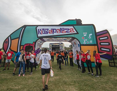 Portal Kidzapalooza 2017-Diseño arquigrafico UADE 2016