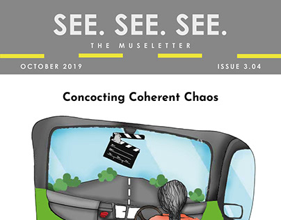 CCC Newsletter: Layout and Illustrations.