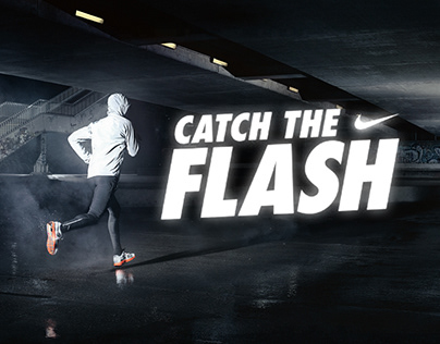 "Nike ""Catch the Flash"""