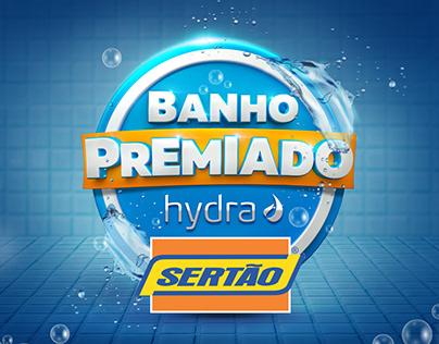 Selo 3D - Campanha Hydra - Sertão