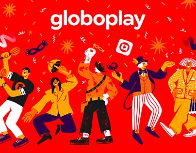 Carnaval GloboPlay