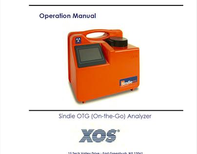 Industrial Analyzer User Manual