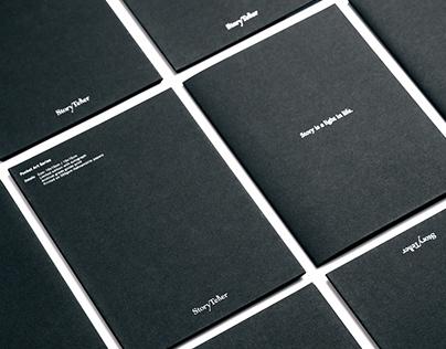 Pocket art series packaging design