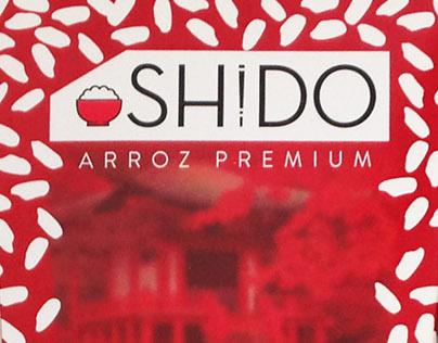 IDENTIDAD y PACKAGING/ Shido - arroz premium