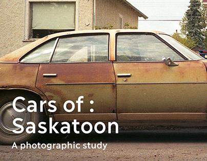 Cars of: Saskatoon