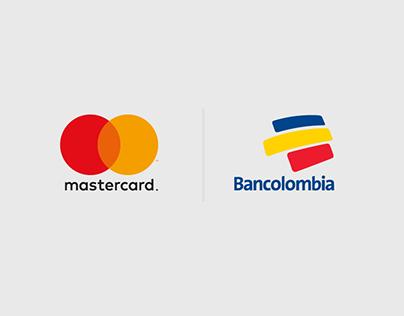 Mastercard-Bancolombia