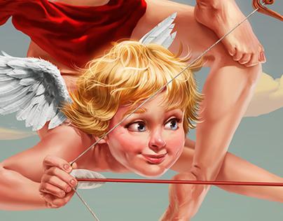 Cirque Du Soleil Cherubins
