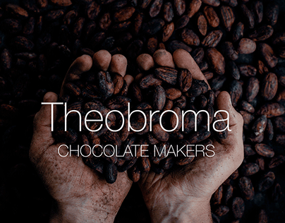 Theobroma chocolate makers - Packaging and branding