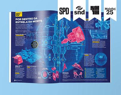 Infográficos que ganharam prêmios internacionais