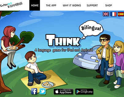 Think Bilingual for Interact & Immerse