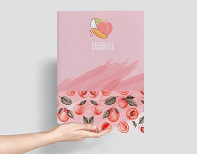 ID Visual: Pêssegos & Bananas