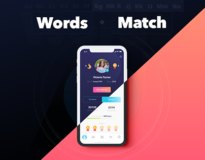 Words Match App