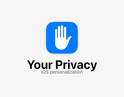 Your Privacy - iOS Privacy personalization