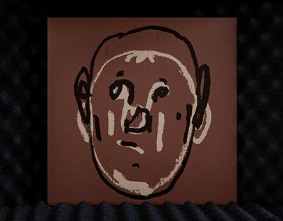 Tentakel TwoFace - Album cover