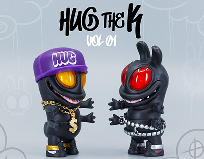 Hug the K volume01