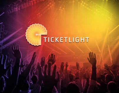 Ticketlight Website Design
