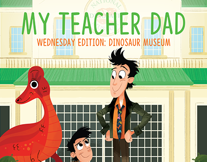 MY TEACHER DAD: WEDNESDAY EDITION