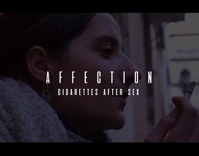 Teaser Affection, Cigarettes After Sex