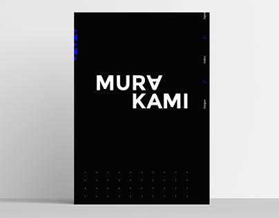 Murakami - Self ID