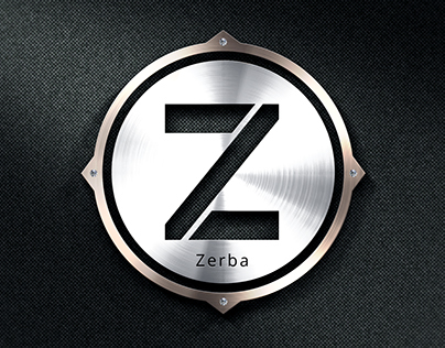 Logo Design | Fashion jewelry Zerba