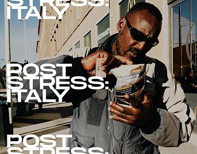 Post Stress: Italy (Street photography)