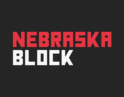 NEBRASKA BLOCK
