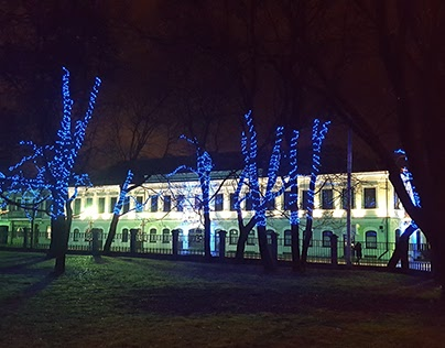 VILNIAUS ST. FACADE LIGHTING PROJECT LIVE PHOTOS
