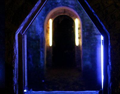 For Conor - A/V Light Installation