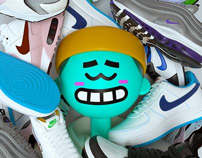 Nike FA21