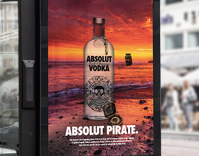 Absolut pirate