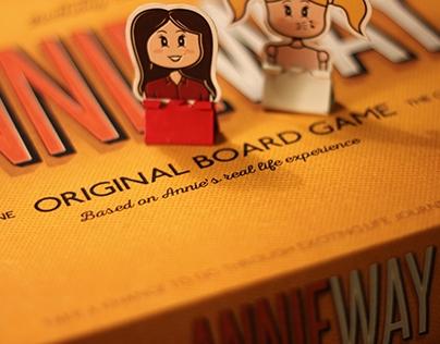 Retro Inspired Board Game