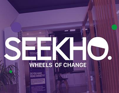 SEEKHO corporate branding