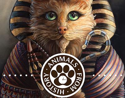 2018 Animals From History Calendar